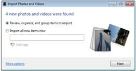 Windows Live Photo Gallery screenshot 1