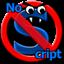 NoScript icon