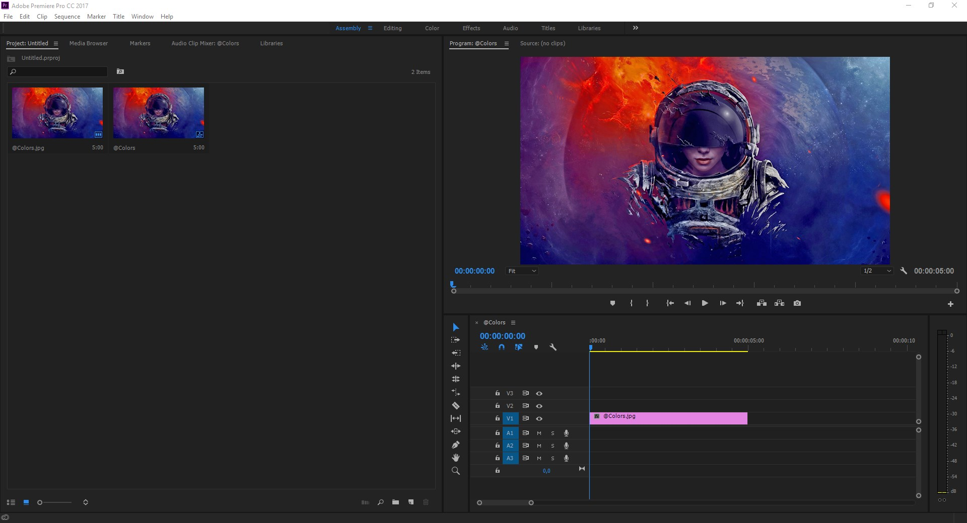 Adobe Premiere Pro screenshot 0