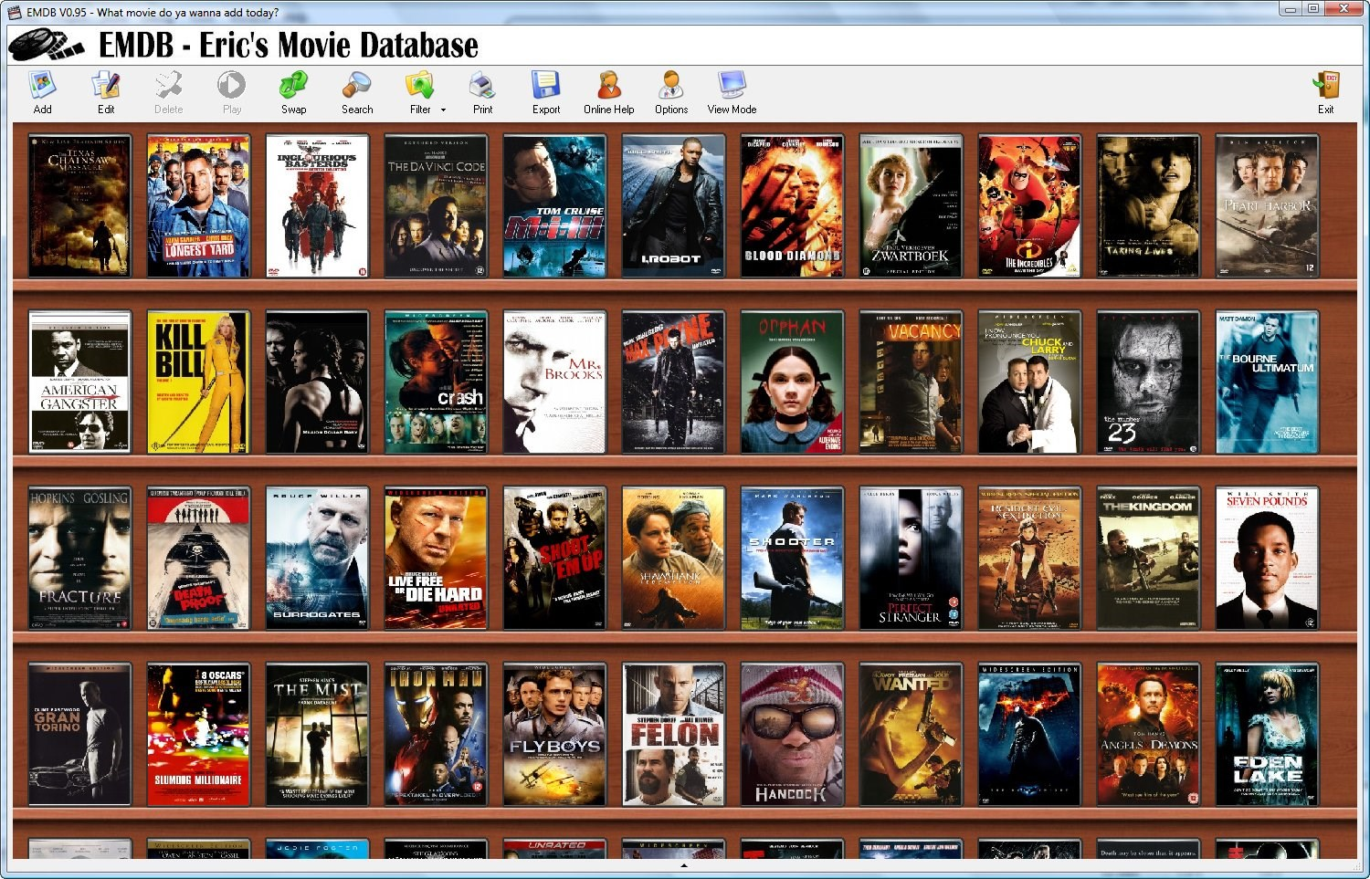 EMDB - Eric's Movie Database screenshot 0