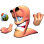 Worms (series) icon