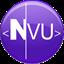 NVU icon
