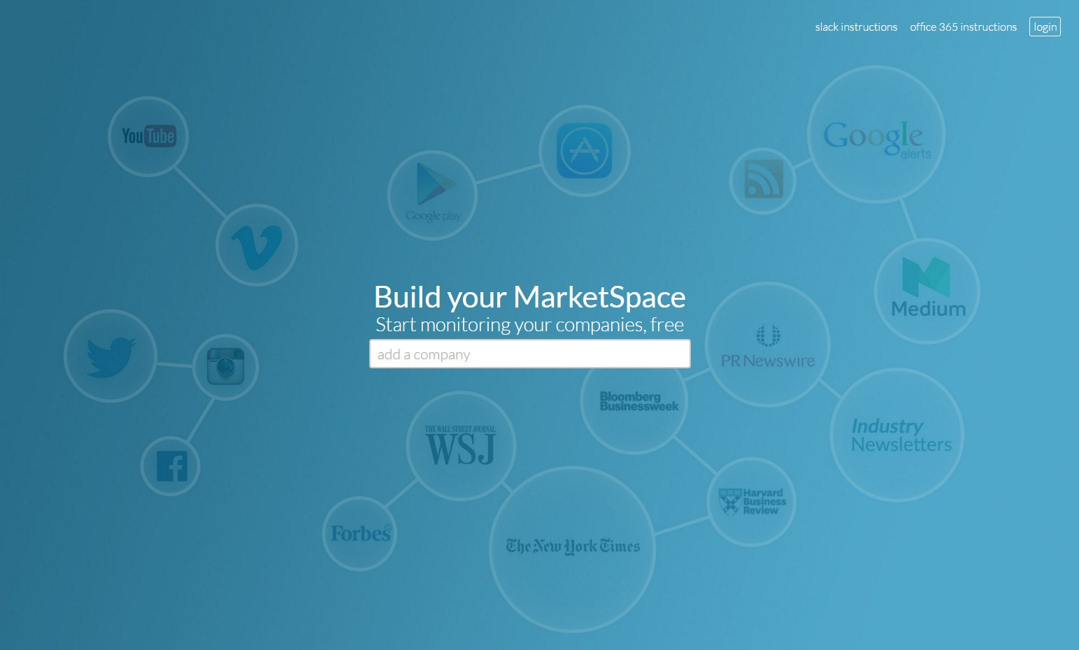 MarketSpace screenshot 0