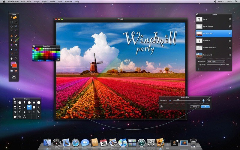 Pixelmator screenshot 2