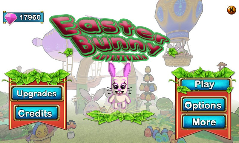 Easter Bunny Adventures screenshot 0
