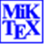MiKTeX icon