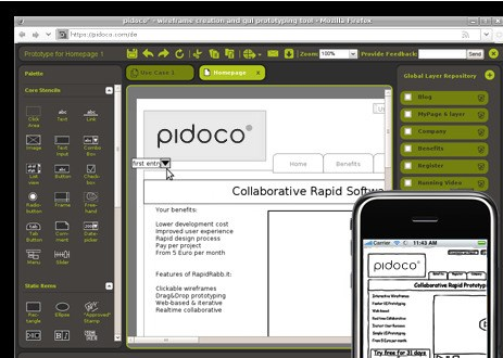 Pidoco screenshot 0