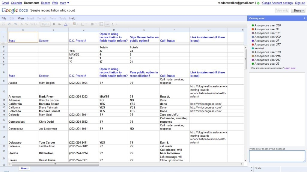 Google Drive - Sheets screenshot 0