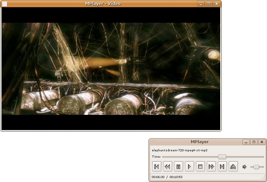 MPlayer screenshot 0