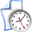 Kontact - KTimeTracker icon