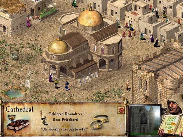 Stronghold (series) screenshot 1