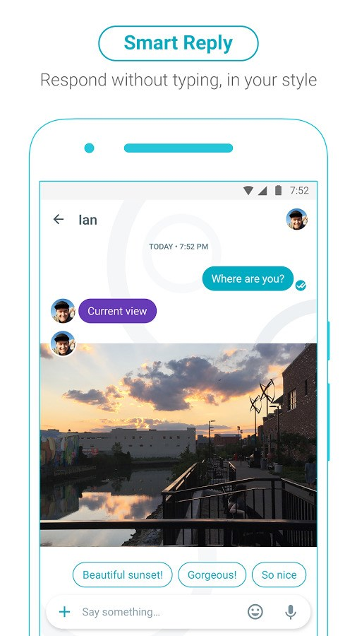 Google Allo screenshot 0