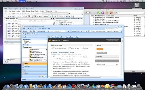 Microsoft Office Outlook screenshot 0